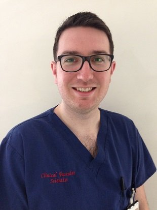 Andrew Pellew-Nabbs -  Clinical Vascular Scientist and Practitioner