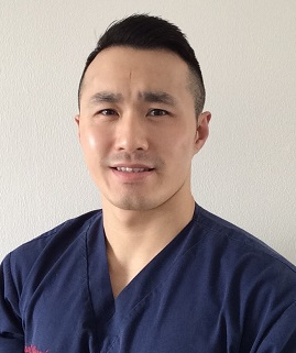 Jimmy Chen -  Clinical Vascular Scientist